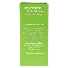 RMS Petrasch Hautbalance Einreibung 5% 100 Milliliter - Rückseite