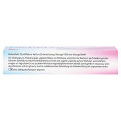 LACTOFEM Milchsäure Vaginalzäpfchen 14 Stück - Oberseite