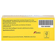 DEKRISTOLVIT D3 4.000 I.E. Tabletten 60 Stück - Unterseite