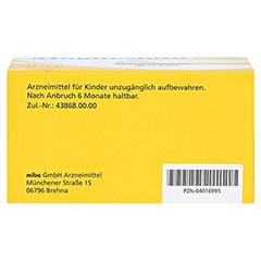 MAGNESIUM 100 mg Jenapharm Tabletten 100 Stück N3 - Unterseite