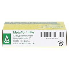MUTAFLOR mite magensaftresistente Kapseln 20 Stück N1 - Unterseite