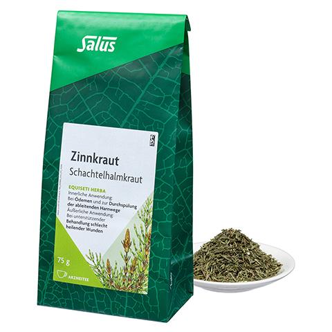 Zinnkraut Tee Schachtelhalmkraut Salus 75 Gramm