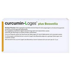 curcumin-Loges plus Boswellia 120 Stück - Oberseite