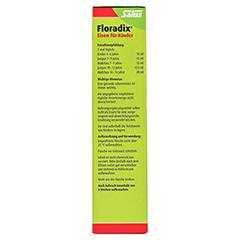 Floradix Eisen für Kinder Tonikum 250 Milliliter - Linke Seite