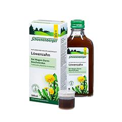 LÖWENZAHN SAFT Schoenenberger 200 Milliliter