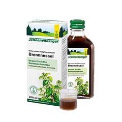Brennnesselsaft Schoenenberger 200 Milliliter