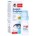 DOPPELHERZ Augen-Tropfen Hyaluron 0,2% 10 Milliliter
