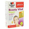 DOPPELHERZ Beauty Vital vegan Kapseln 30 Stück