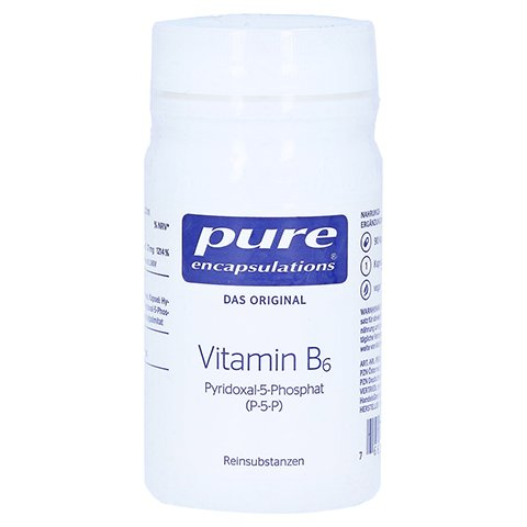 pure encapsulations Vitamin B6 P5P 90 Stück