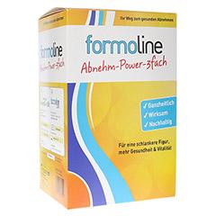 FORMOLINE Abnehm-Power-3fach L112+Eiweißdiät+Buch 1 Stück
