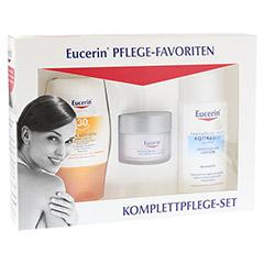 EUCERIN Set Pflege-Favoriten Komplettpflege 1 Packung
