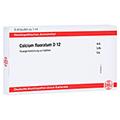 CALCIUM FLUORATUM D 12 Ampullen 8x1 Milliliter N1