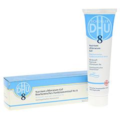 BIOCHEMIE DHU 8 Natrium chloratum D 4 Gel 50 Gramm N1