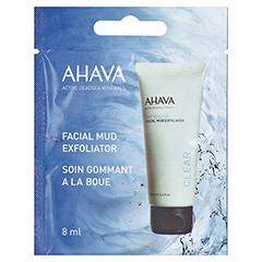 AHAVA Facial Mud Exfoliator Peeling 8 Milliliter