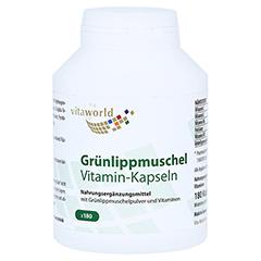 GRÜNLIPP 400 mg+Vitamine Kapseln 180 Stück