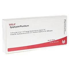 EPIPHYSIS/PLUMBUM Ampullen 10x1 Milliliter N1