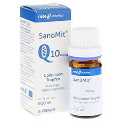 Q10 SANOMIT flüssig MSE Tropfen 10 Milliliter
