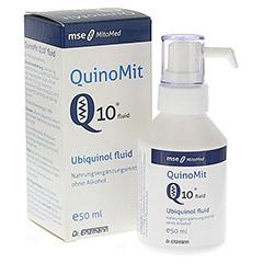 QUINOMIT Q10 fluid Tropfen 50 Milliliter