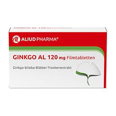 Ginkgo AL 120mg 30 Stück N1