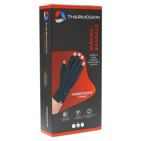 THERMOSKIN Wärmebandage Handschuhe M 2 Stück
