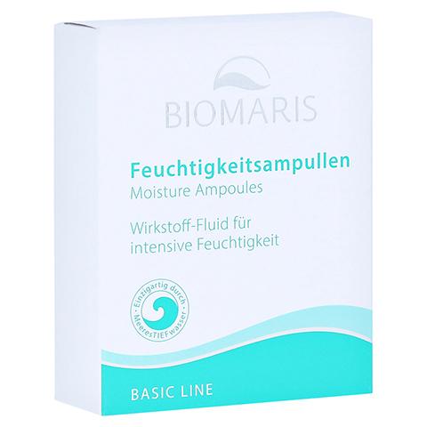 BIOMARIS Feuchtigkeitsampullen Fluid 3x10 Milliliter