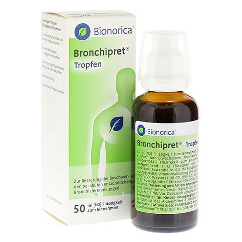 Bronchipret Tropfen 50 Milliliter N2