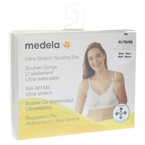 MEDELA Schwangerschafts- u.Still-BH XL weiß 1 Stück