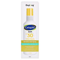 CETAPHIL Sun Daylong SPF 30 sensitive Gel-Spray 150 Milliliter - Vorderseite