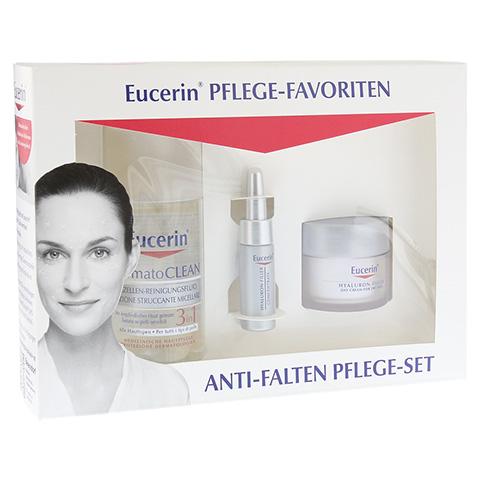 EUCERIN Set Pflege-Favoriten Anti-Falten Pflege 1 Packung