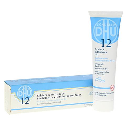 BIOCHEMIE DHU 12 Calcium sulfuricum D 4 Gel 50 Gramm N1