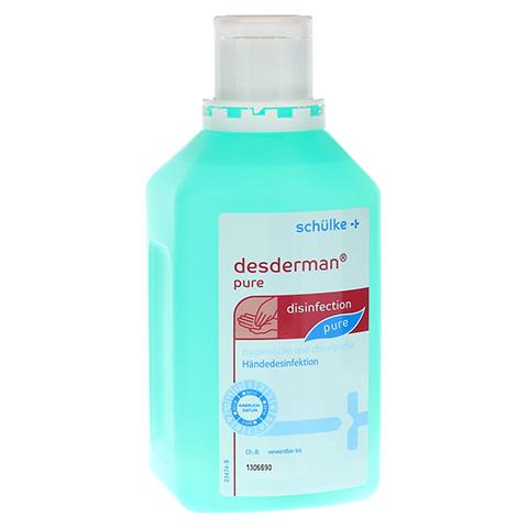 DESDERMAN pure Händedesinfektion 500 Milliliter