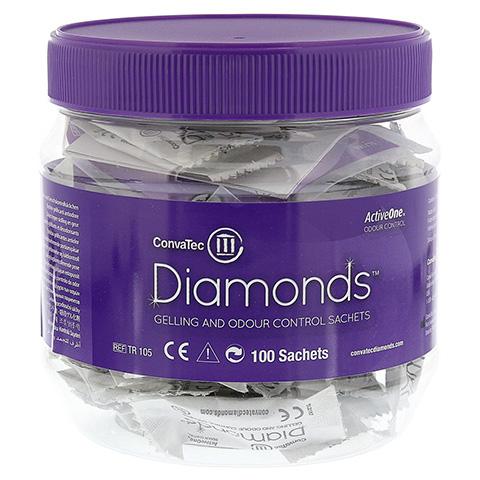 DIAMONDS Superabsorber Sachets 100 Stück