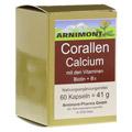 CORALLEN Calcium Kapseln 60 Stück
