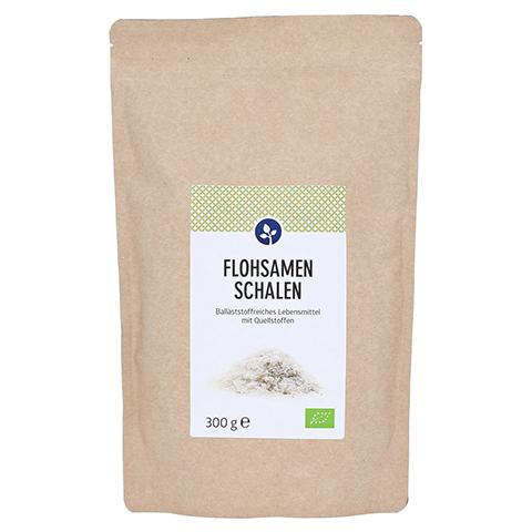 FLOHSAMENSCHALEN Bio 300 Gramm