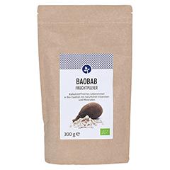 BAOBAB Bio Fruchtpulver 300 Gramm