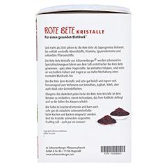 ROTE BETE Kristalle Bio Schoenenberger Pulver 200 Gramm - Rechte Seite