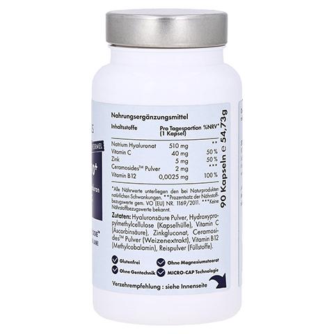 STEIGER Naturals Hyaluronsäure Kapseln 90 Stück