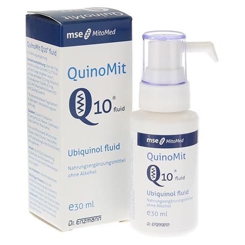 QUINOMIT Q10 fluid Tropfen 30 Milliliter