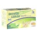 INGWER LEMON Biotee Filterbeutel 20 Stück