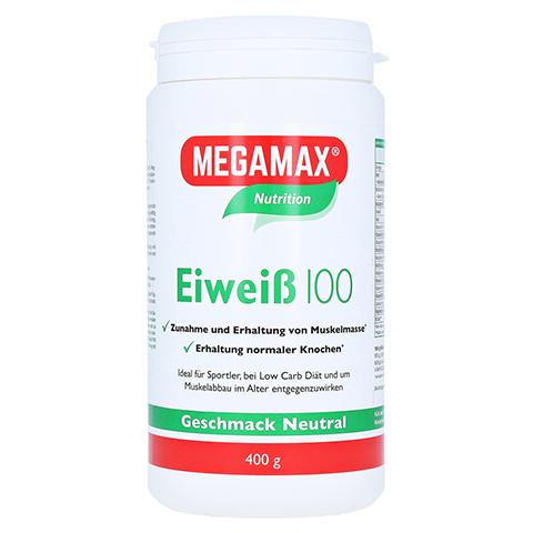 EIWEISS 100 Neutral Megamax Pulver 400 Gramm