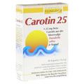 CAROTIN 25 Feingold Kapseln 40 Stück