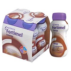 FORTIMEL Energy Schokoladengeschmack 4x200 Milliliter