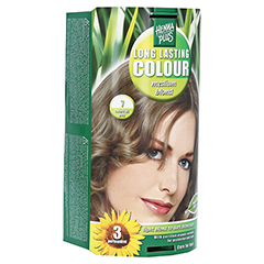 HENNAPLUS Long Lasting medium blond 100 Milliliter