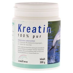 KREATIN 100% Pur Pulver 500 Gramm