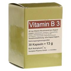 VITAMIN B3 Kapseln 30 Stück