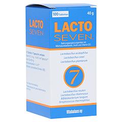 LACTO SEVEN Tabletten 100 Stück
