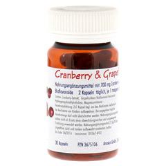 CRANBERRY 700 mg+GKE Kapseln 30 Stück