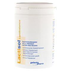 LACTISOL Lipidbalance Pulver 450 Gramm