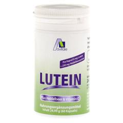 LUTEIN KAPSELN 6 mg+Heidelbeer 60 Stück