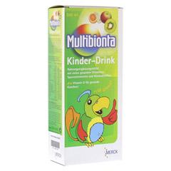 MULTIBIONTA Kinderdrink flüssig 500 Milliliter